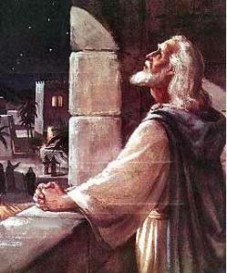 La oración de Daniel