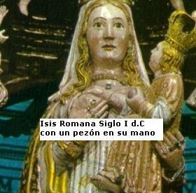 Isis (Semiramis) Romana