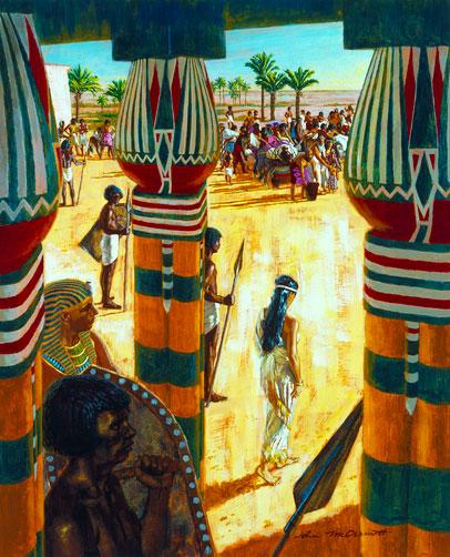 sara egipto