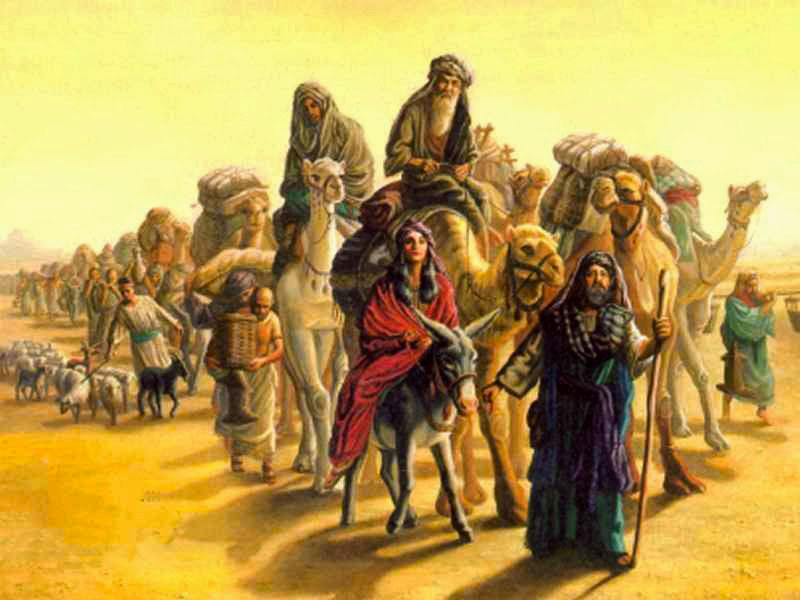 peregrinacion abraham