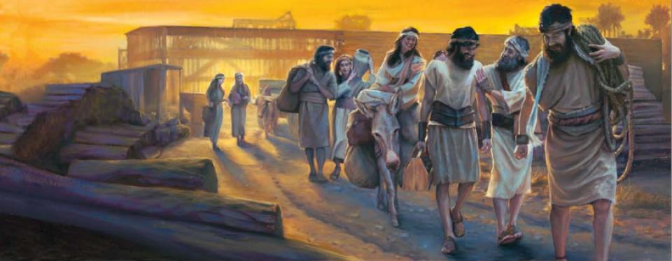 familia Noé