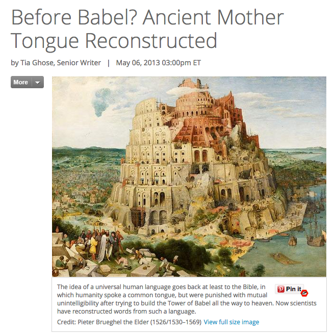 babel real