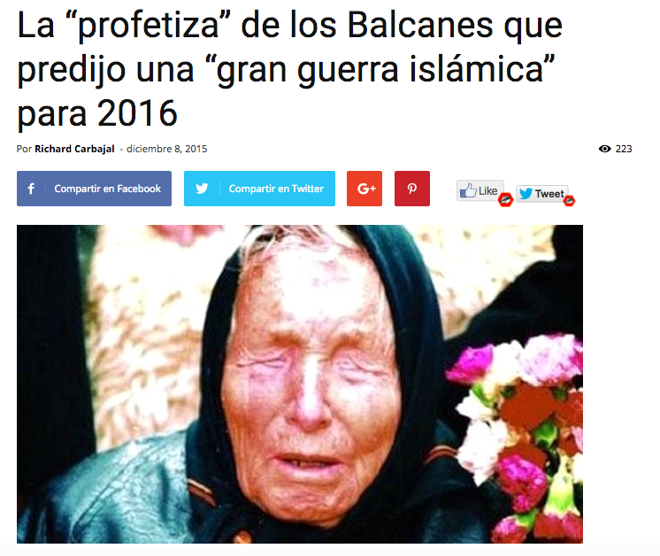 FalsaProfetizaBalcanes