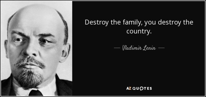 destroyfamilycountrylenin