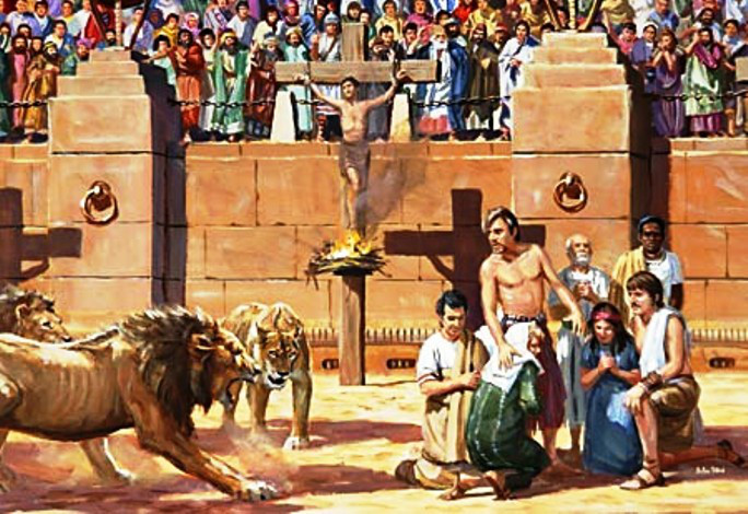early-persecution-of-christians